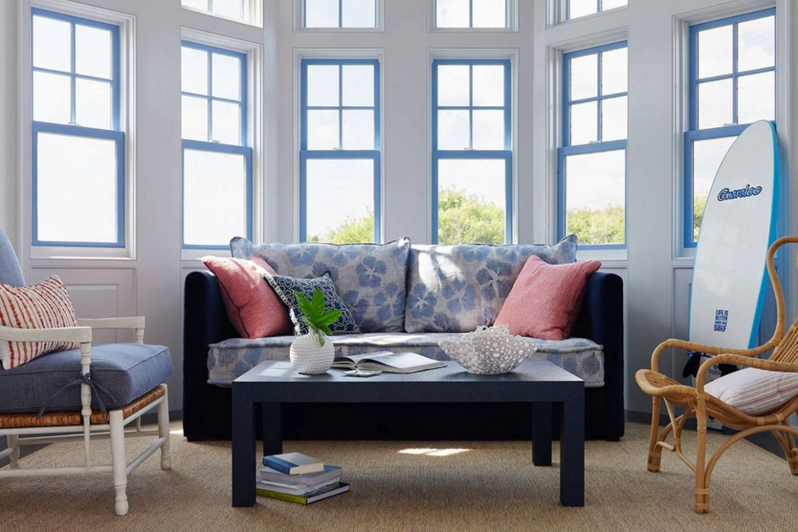 10 Brilliant Ideas for Painting Window Frames - This Old House