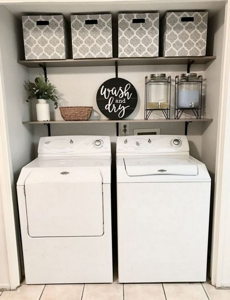❤10 brilliant small laundry room decorating ideas to inspire you ..