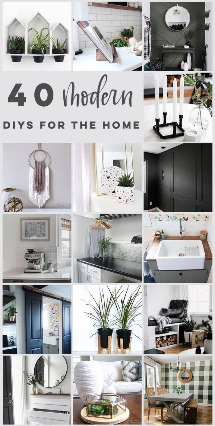 10 Budget-Friendly Home Decor Ideas (With images) | Cheap home ...