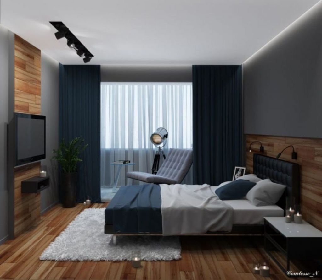 10+ Cool Creative Apartment Decorations Ideas Guys | Redecorate ..