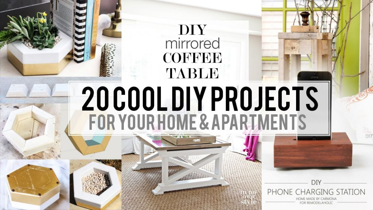 10 Cool Home decor DIY Project