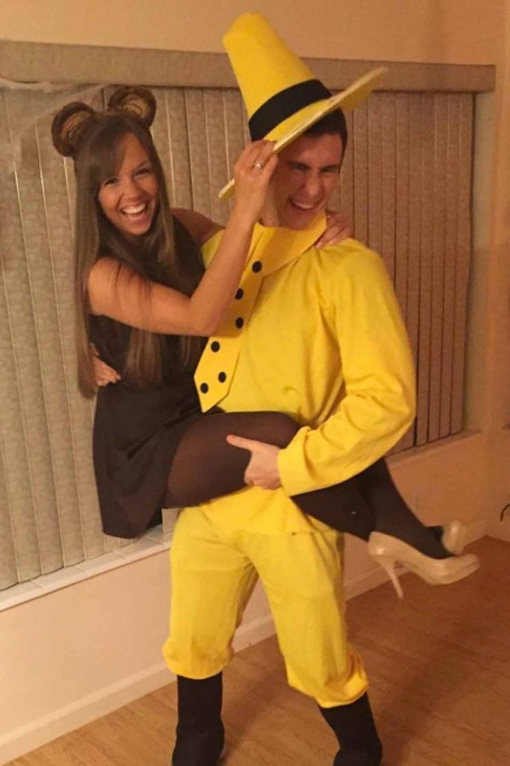 10+ Couples Halloween Costumes You Won't Have to Beg Your Partner ...