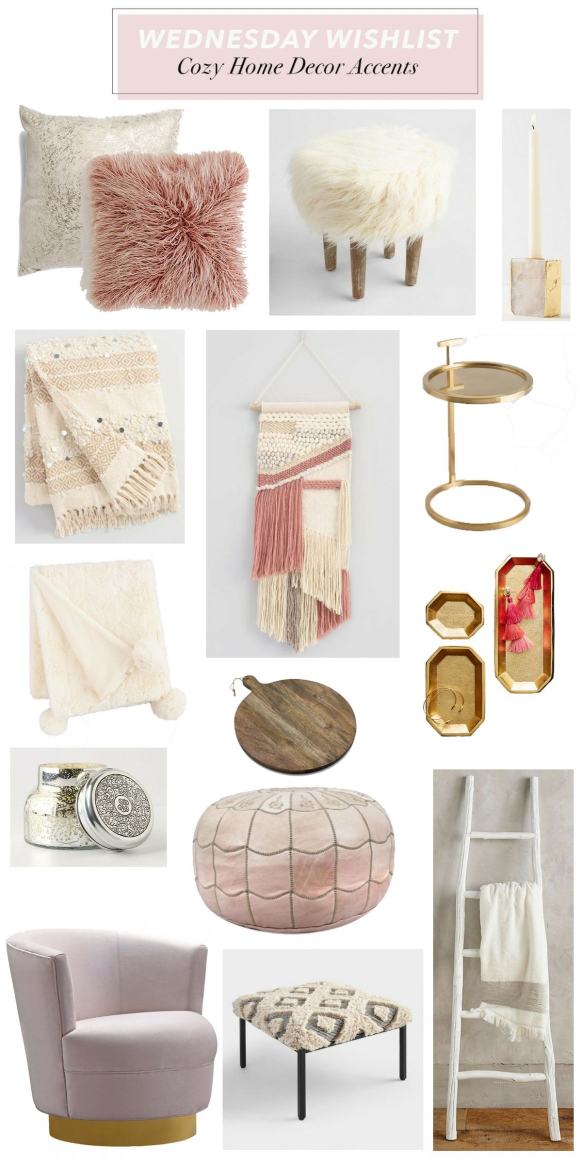 10 Cozy Home Decor Accents to Get Your House Feeling Like Fall - home decor accents