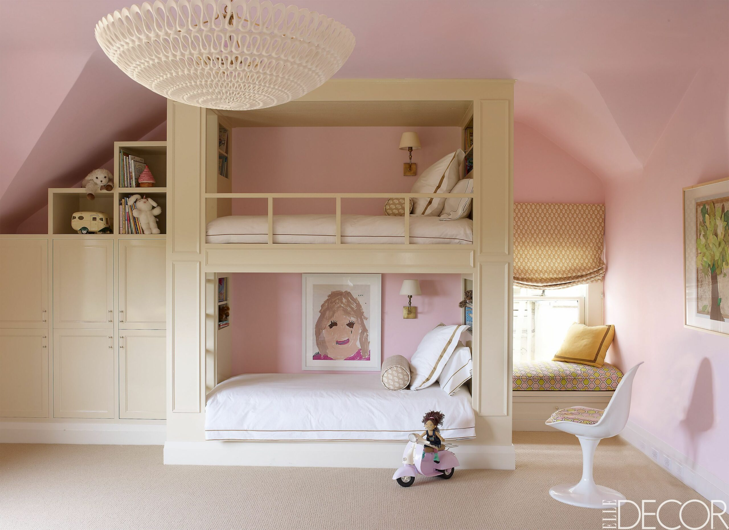 10 Creative Girls Room Ideas - How to Decorate a Girl's Bedroom