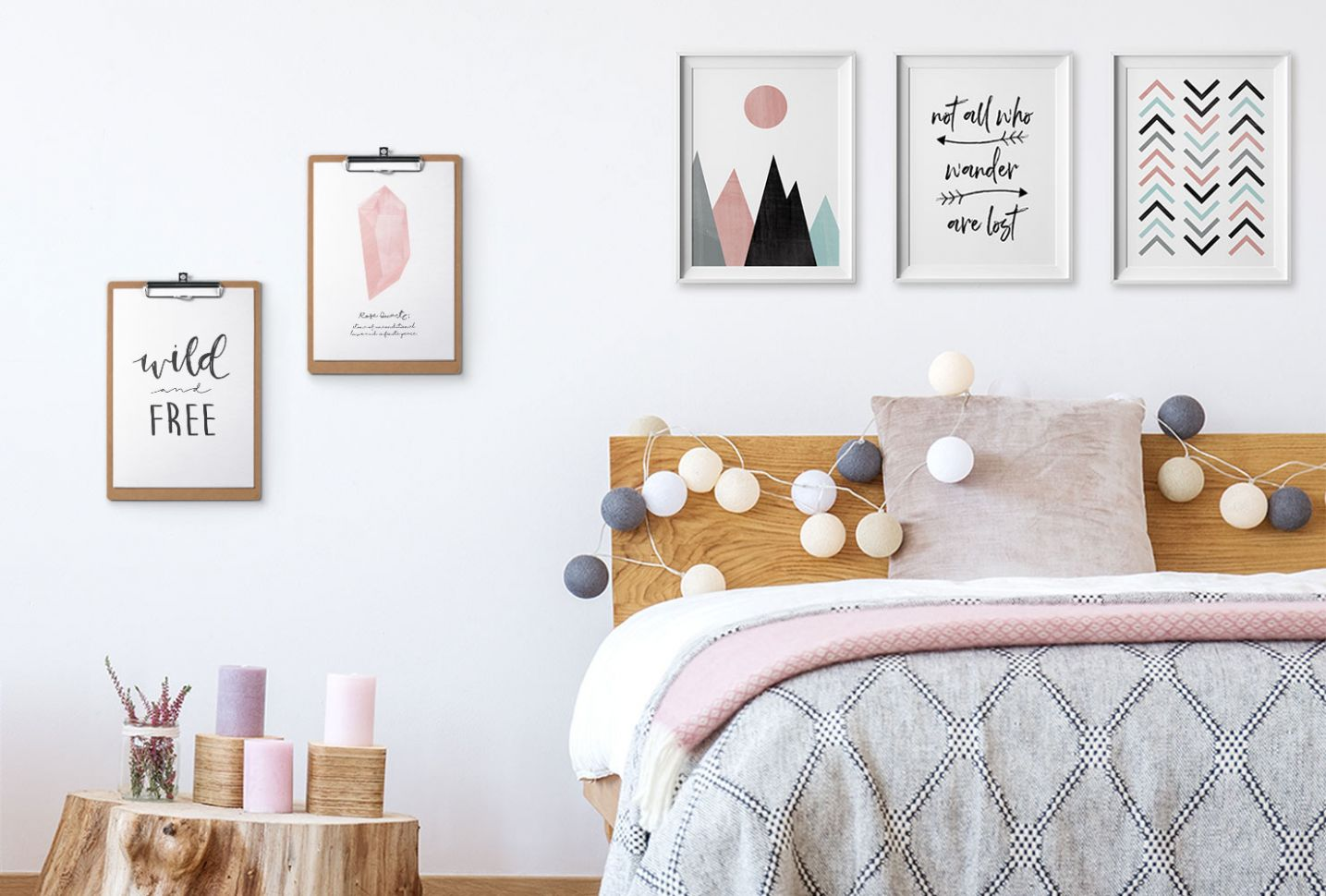 10 DIY Bedroom Decor Ideas To Inspire You (With Printables ..