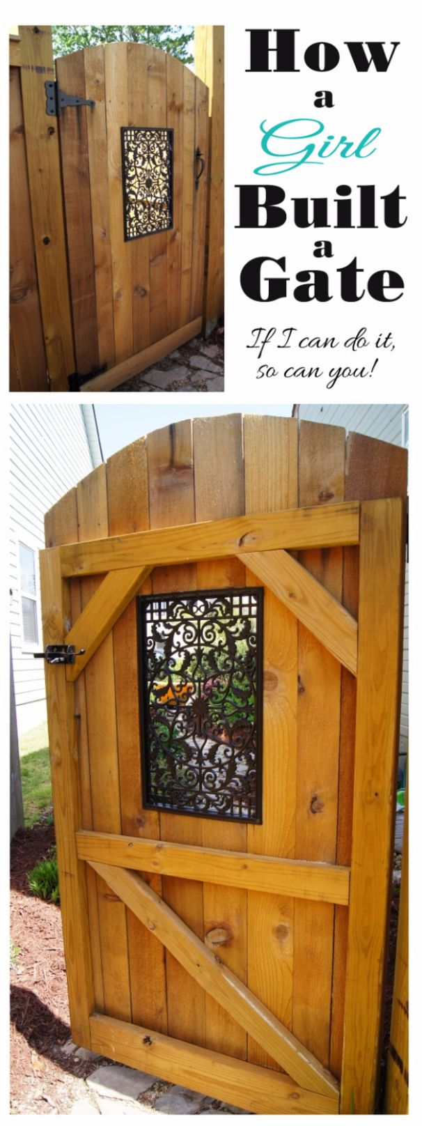 10 DIY Fences and Gates To Showcase Your Yard