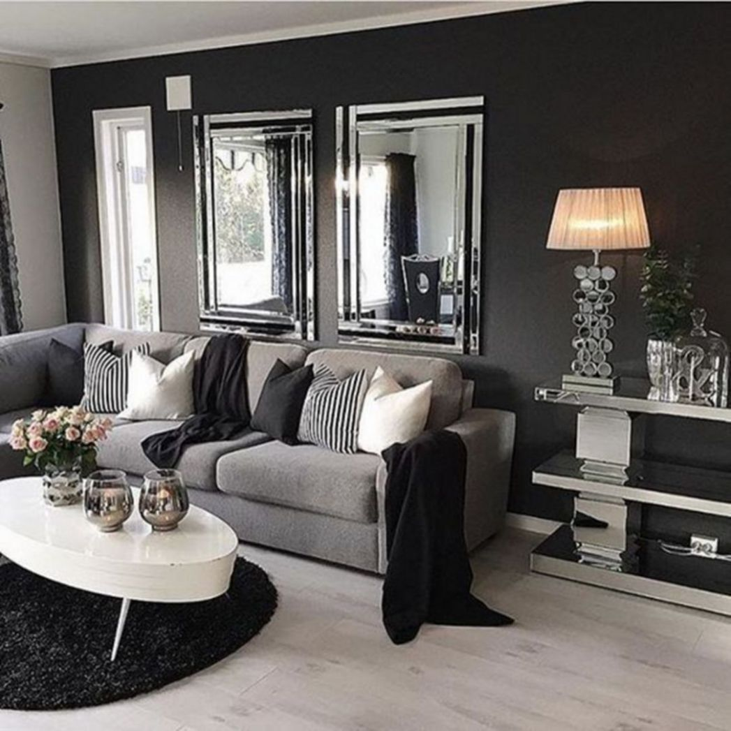 10 Elegant Gray Living Room Ideas For Your Amazing Home ..