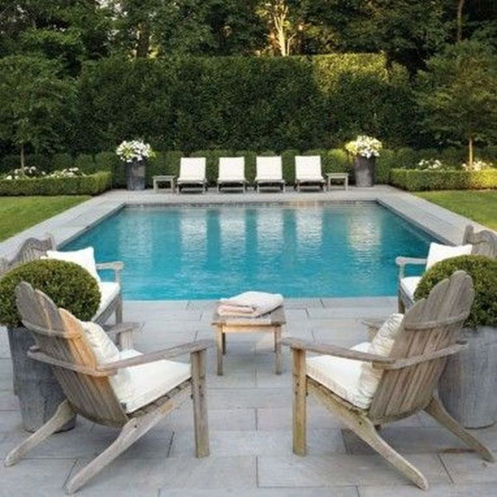 10 Fascinating Swimming Pool Decorating Ideas For Spring - TRENDUHOME