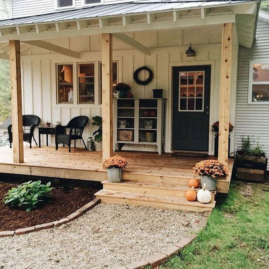 10+ Front Porch Ideas to Boost Your Home's Curb Appeal