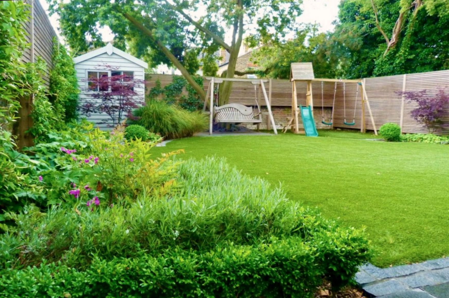 10 Fun Backyard Ideas for Kids - garden ideas kid friendly