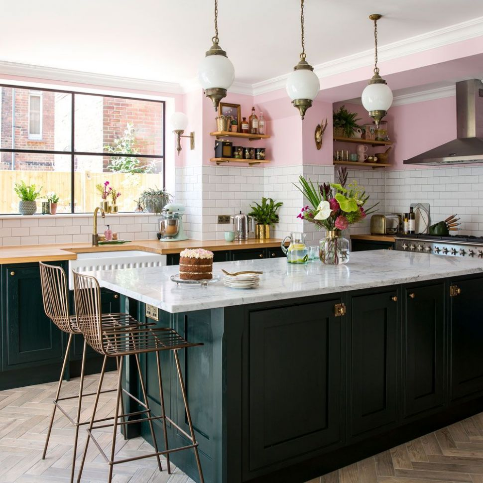 10 Gorgeous Green Kitchens that inspire in 10 (With images ..