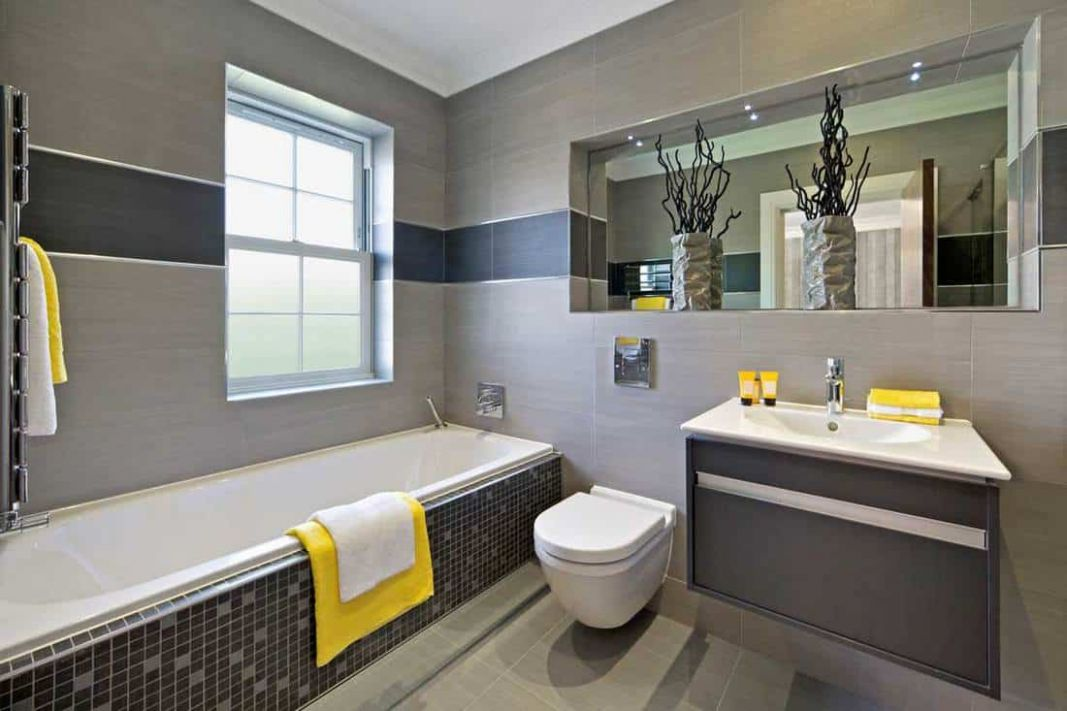 10 Gorgeous Yellow Bathroom Ideas [And How To Implement Them ...