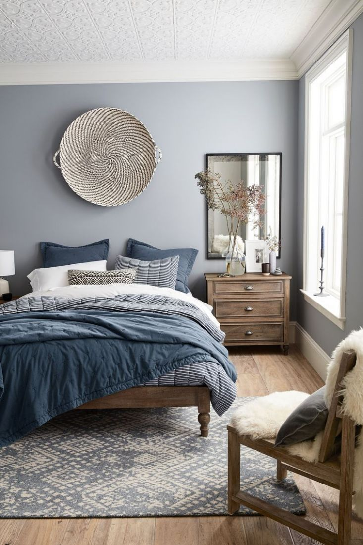 10 Gray Color Bedroom Ideas 10 - Home Sweet