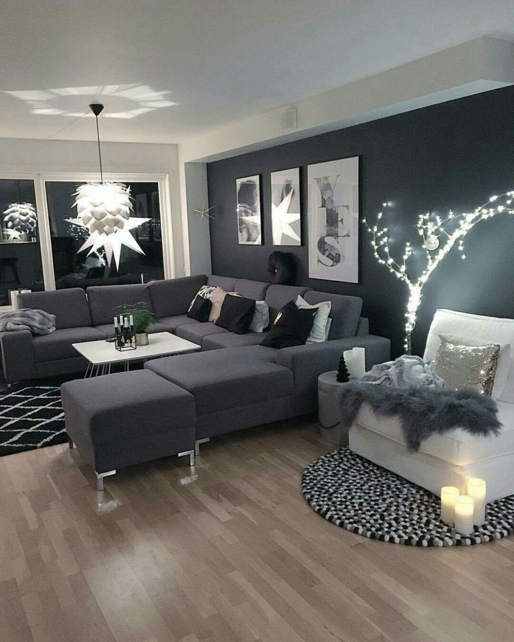 10 Grey Living Room Ideas 10 (To Channel Experiments) in 10 ..