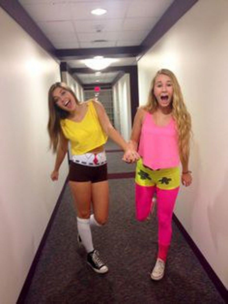 10+ Halloween Ideas For You And Your Best Friend (With images ..