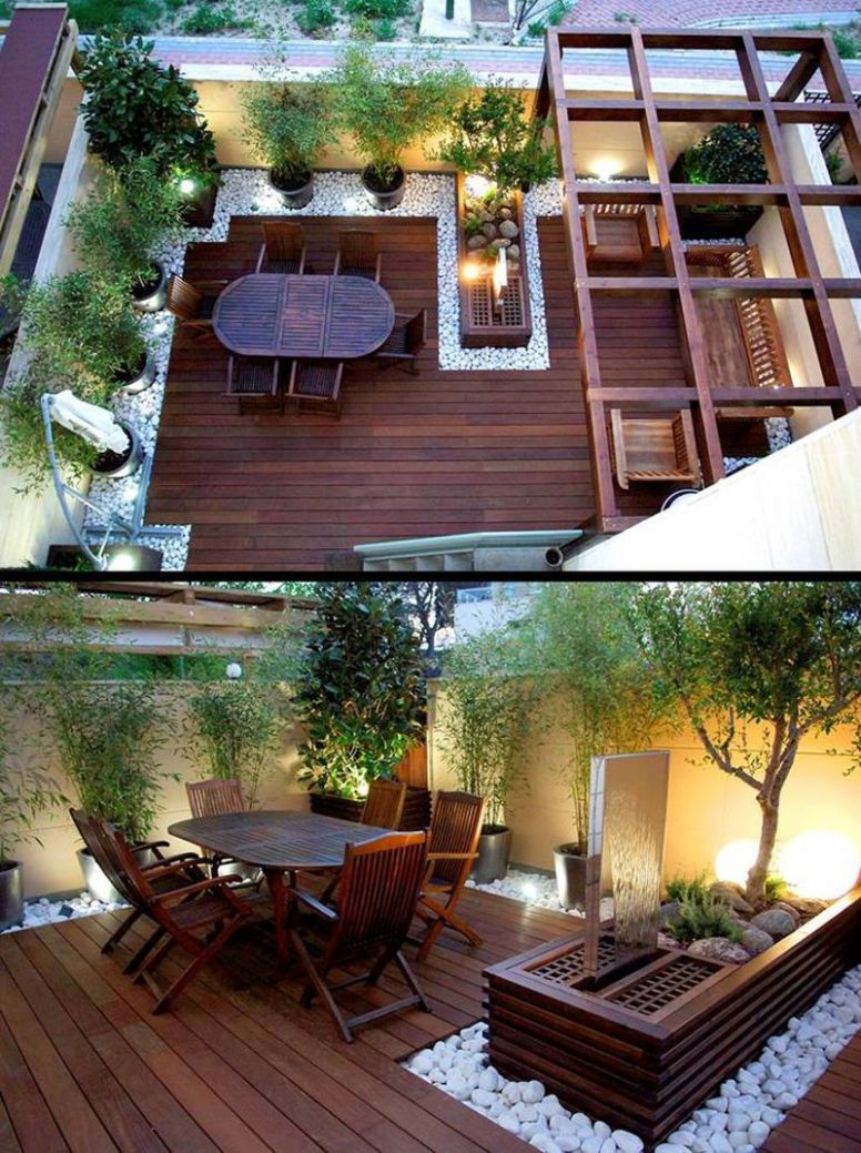 10 Ideas for Your Outdoor Space: Pergola Design Ideas and Terraces ...