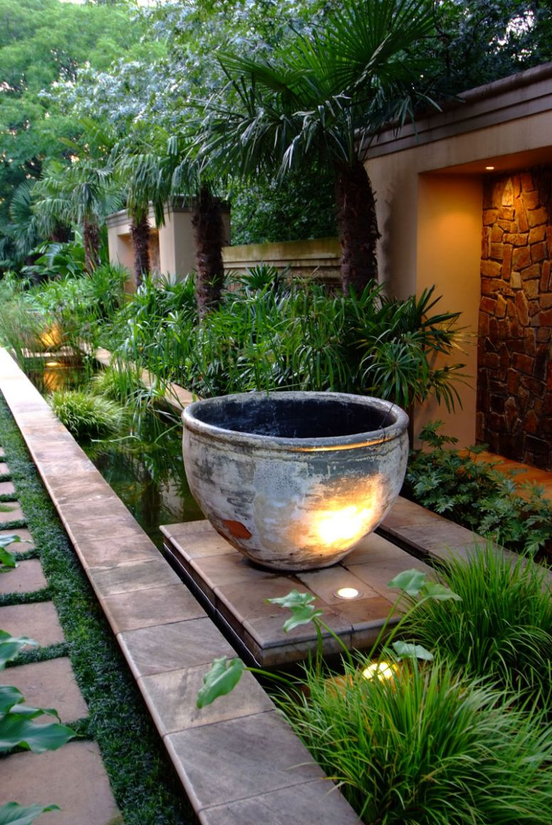 10 Ideas on landscaping with pots | SA Garden and Home - garden ideas with pots