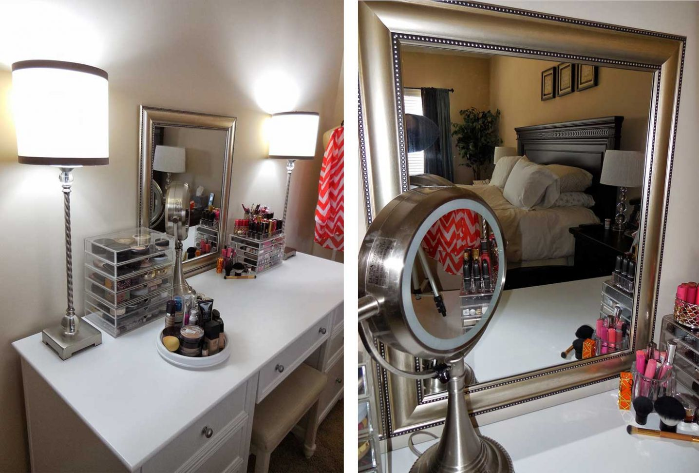 10 Makeup Room Ideas To Brighten Your Morning Routine | Shutterfly - makeup room must haves