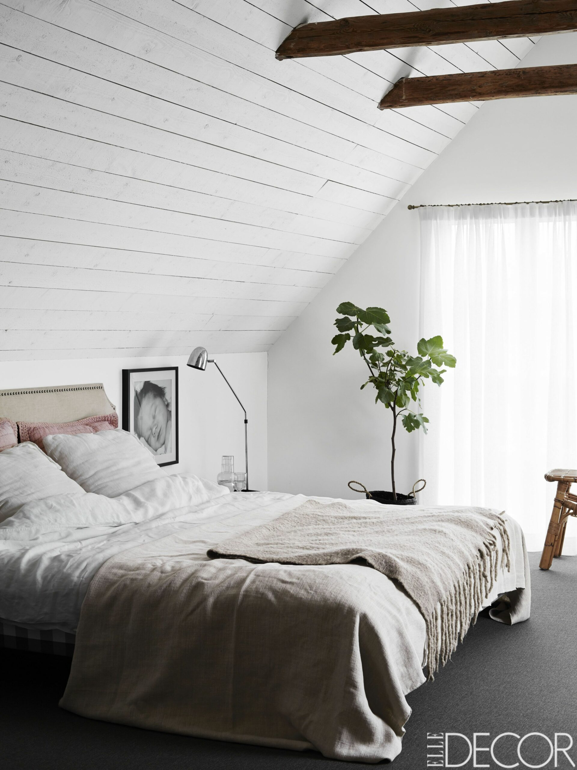 10 Minimalist Bedroom Decor Ideas - Modern Designs for Minimalist ...