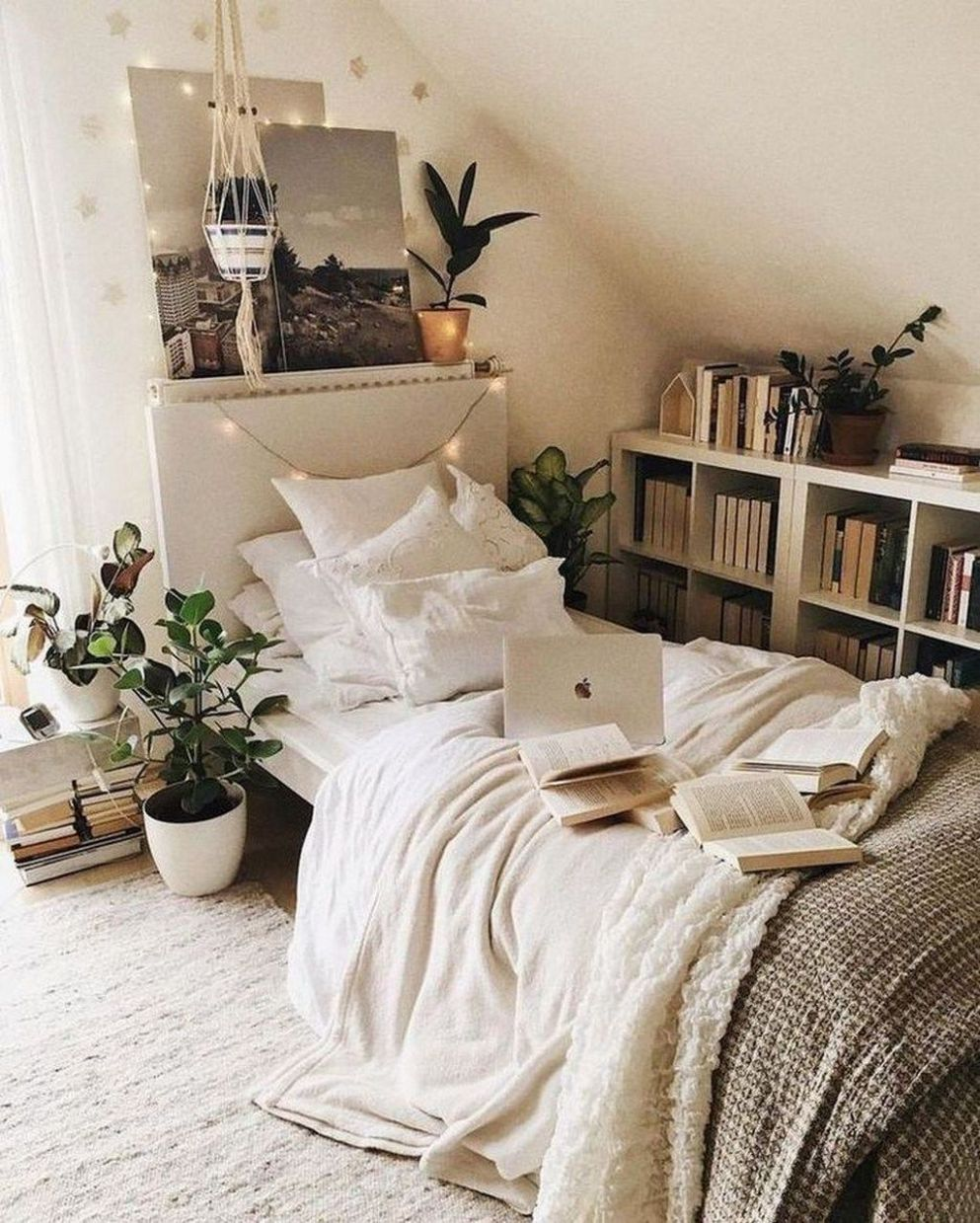 10+ Minimalist Bedroom Decoration Ideas That Looks More Cool (With ..