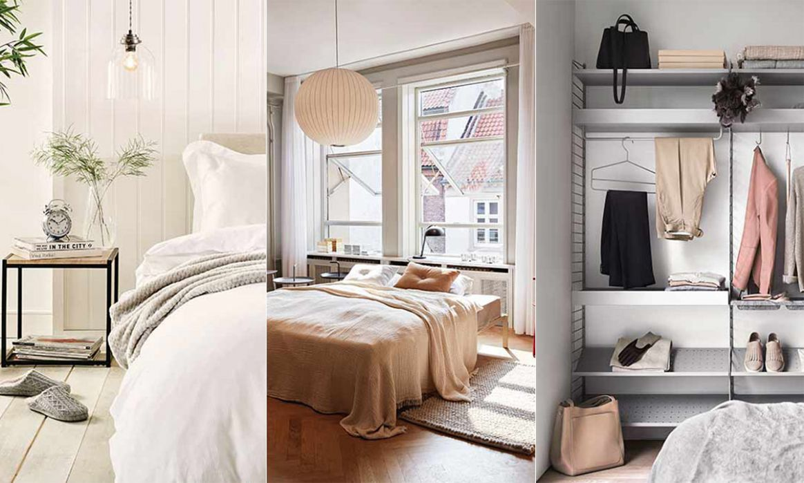 10 minimalist bedroom ideas for a stylish space | HELLO! - bedroom ideas minimalist