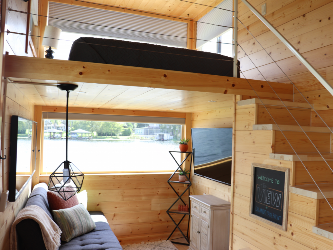 10 photos that show the ingenious ways tiny house owners store ..