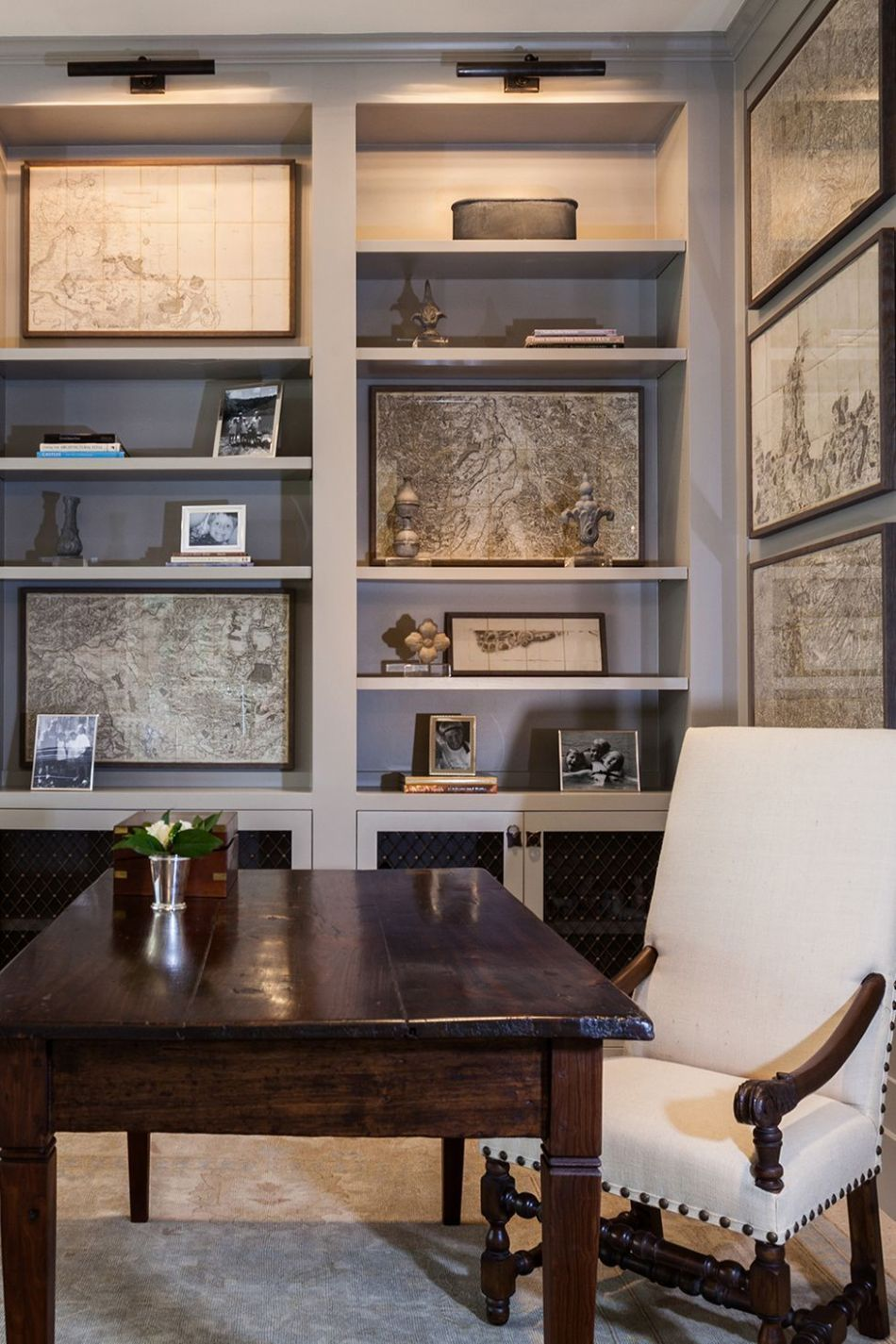 10 Rooms with Stylish Built-In Bookshelves (With images) | Home ..