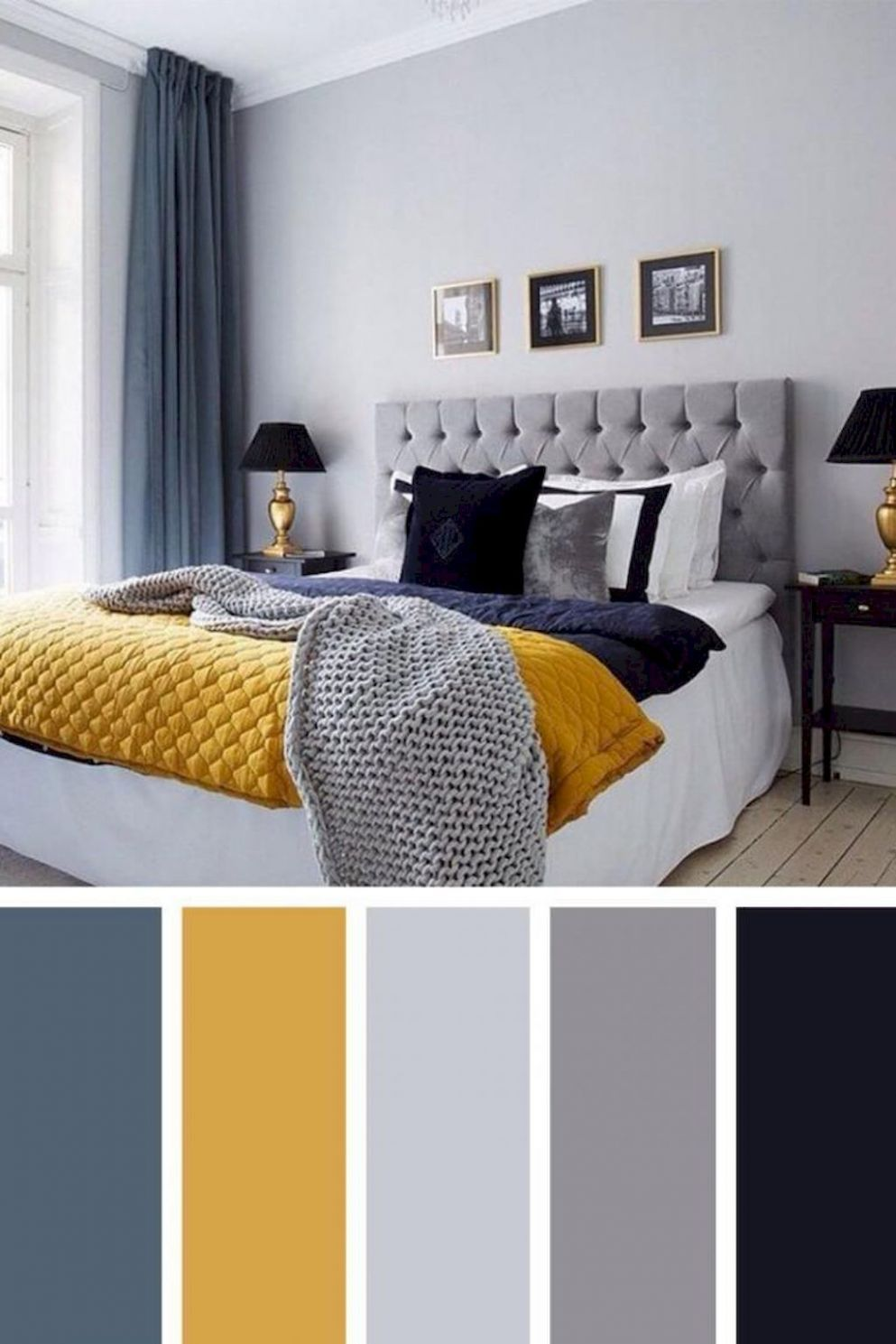 10 Simple Bedroom Decorating Ideas with Beautiful Color ...