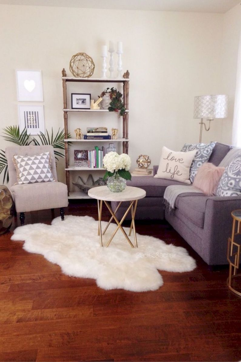 10 Small Apartment Decorating Ideas On a Budget (With images ..