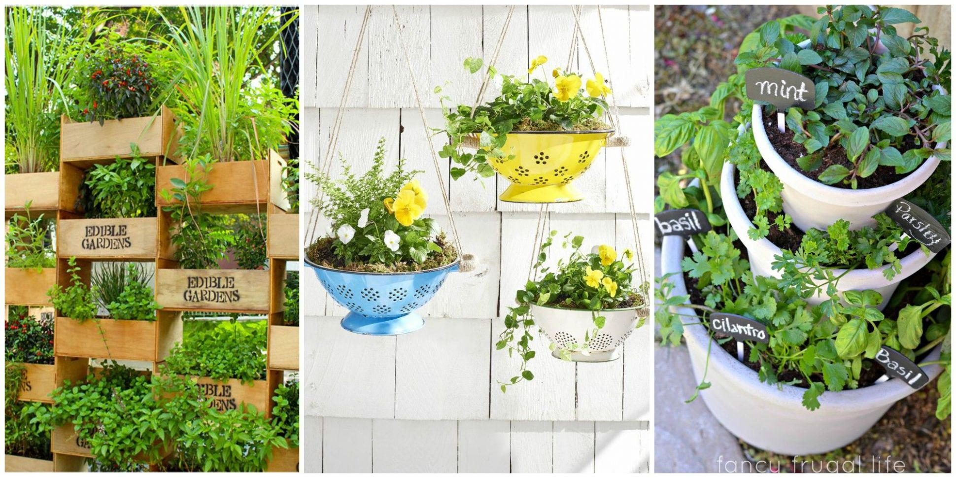 10 Small Backyard Ideas - Beautiful Landscaping Designs for Tiny Yards - garden ideas for small spaces