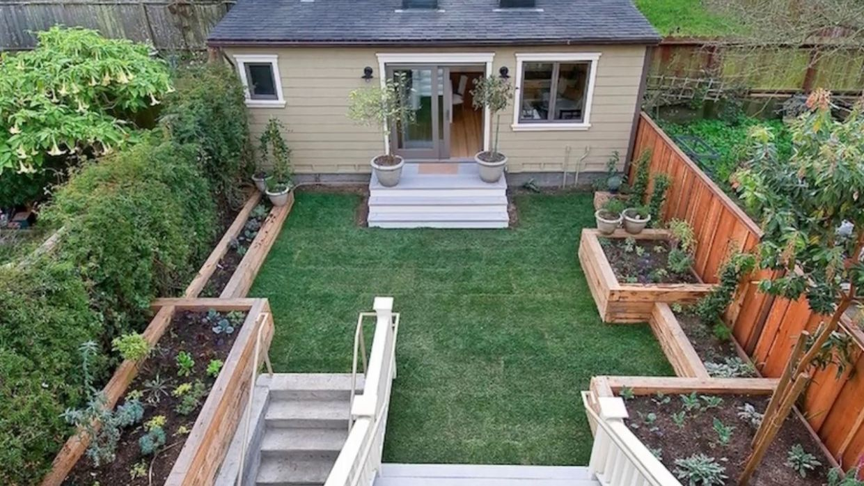 10 Small Backyard Ideas on a Budget - backyard ideas on a budget pictures