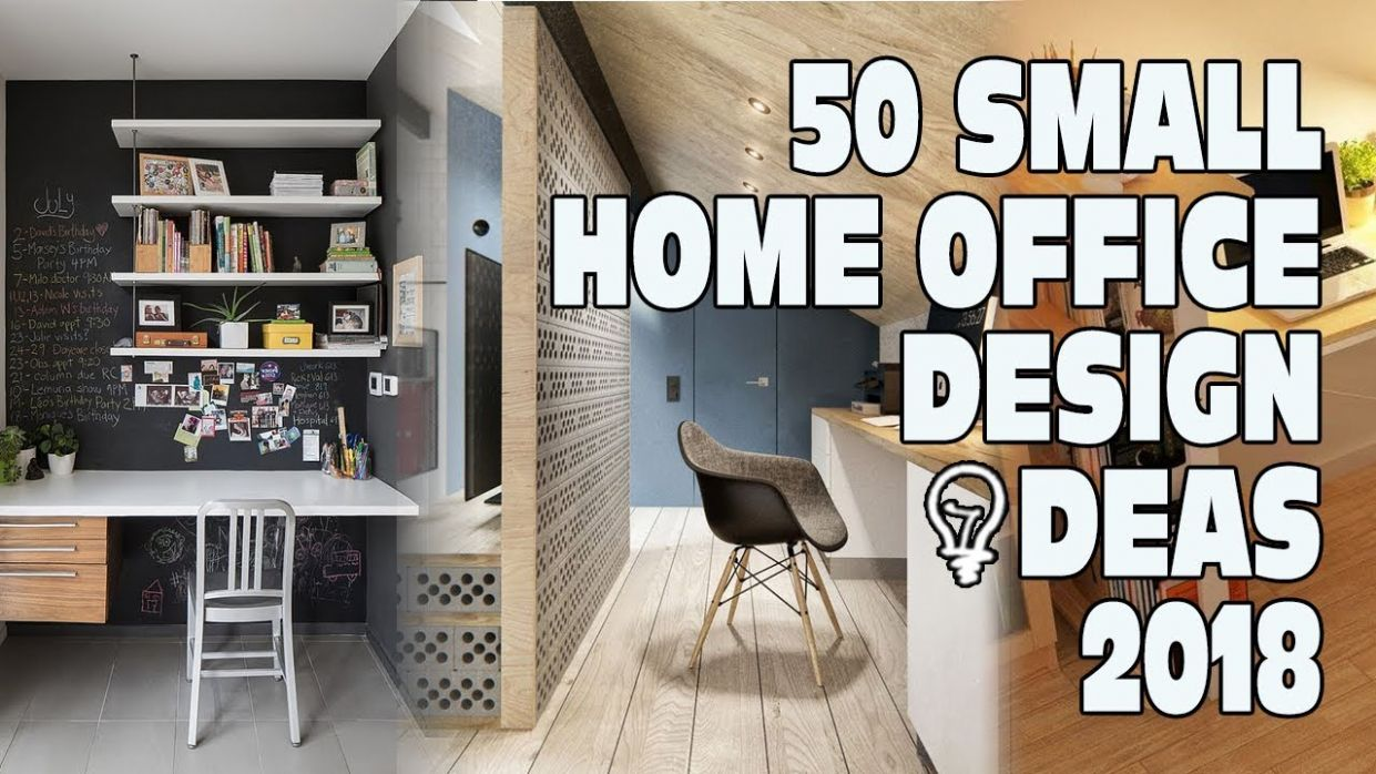 10 Small Home Office Design Ideas 10 - home office ideas small room