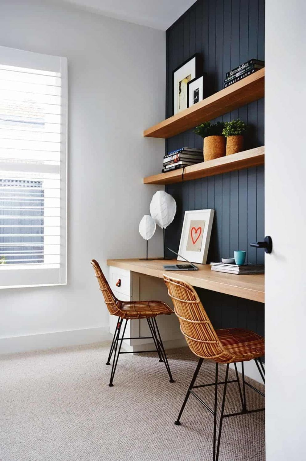 10 Small Home Office Ideas That Will Make You Want To Work ...