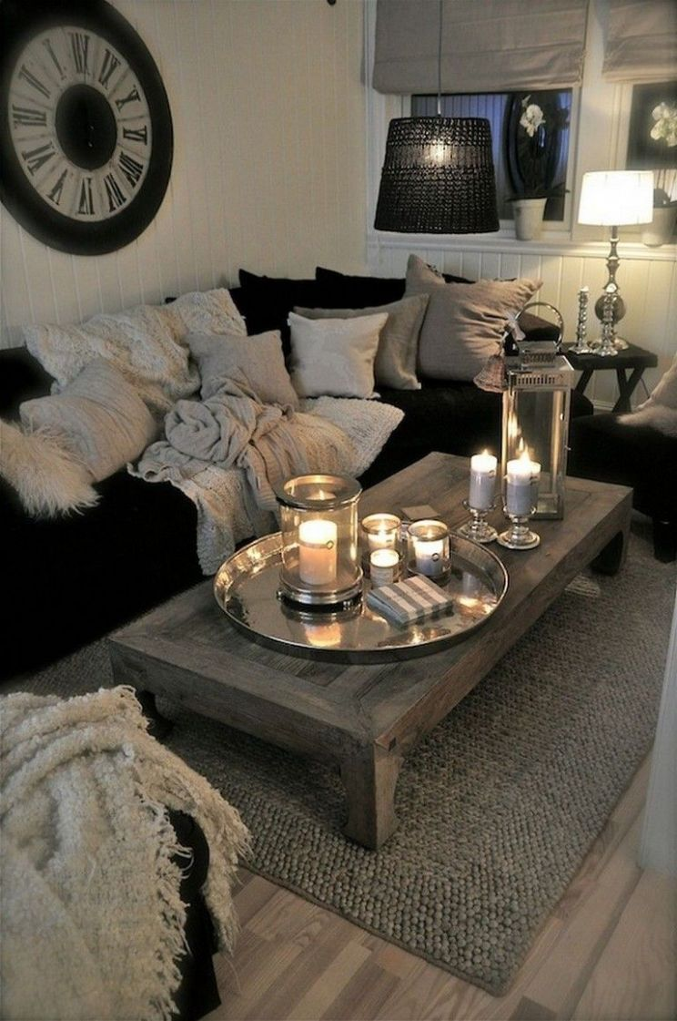 10+ Smart First Apartment Decorating Ideas on A Budget (With ...