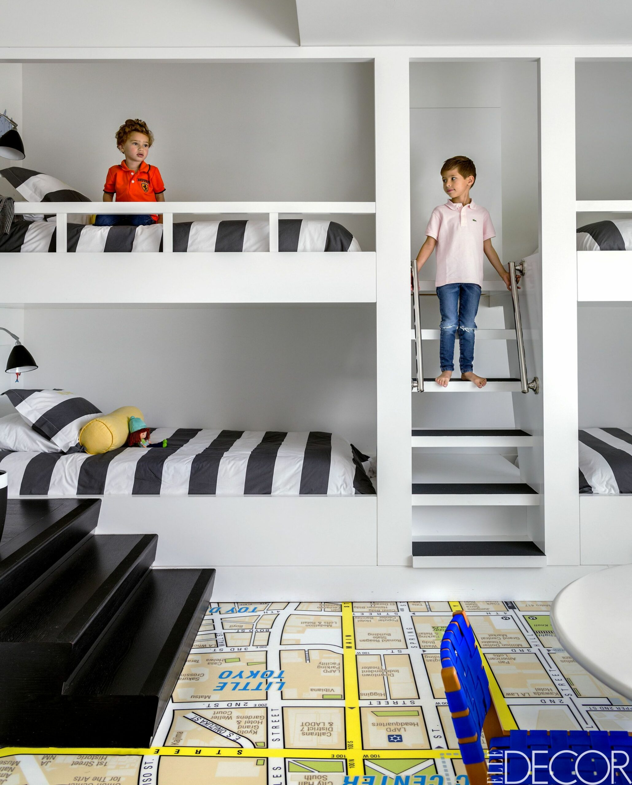 10 Sophisticated Boys Room Ideas - How to Decorate a Boys Bedroom