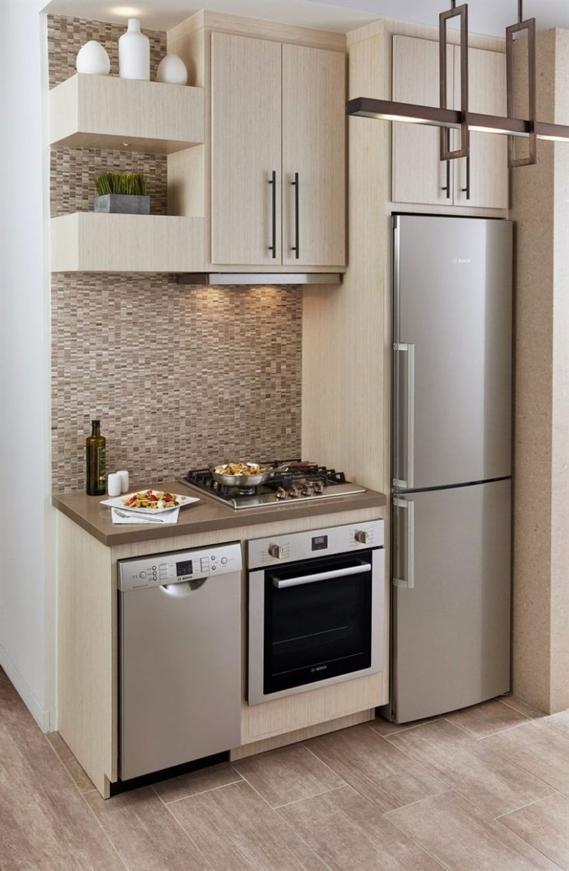 10 Terrific Small and Simple Kitchen Design Ideas | Tiny house ...