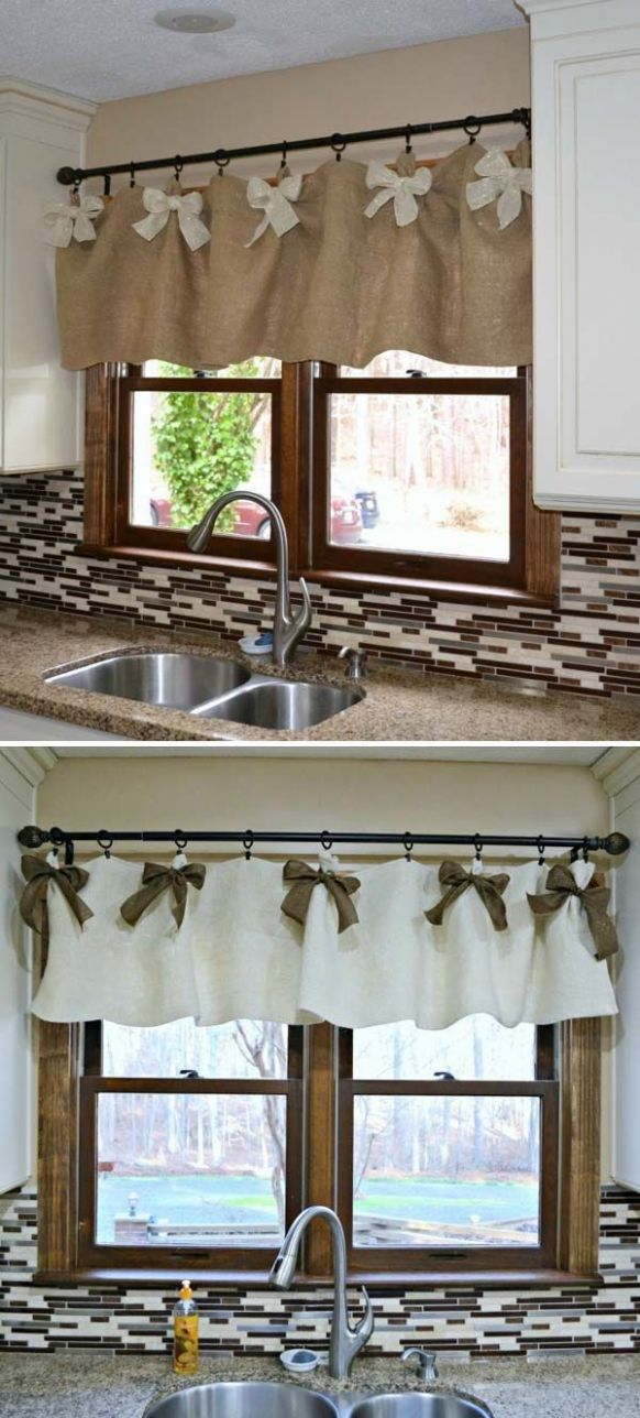 10 Very Cheap and Easy DIY Window Valance Ideas You Would Love ..
