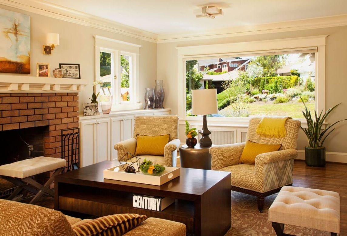 10s House with a Fresh Outlook by Garrison Hullinger Interior Design