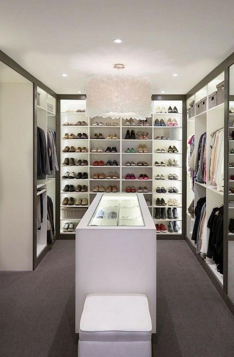 11+ Amazing Closets Design And Decor Ideas For Women (With images ...