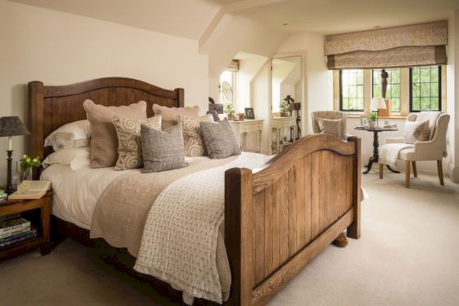 11 Amazing English Country Room Decoration Ideas (With images ..