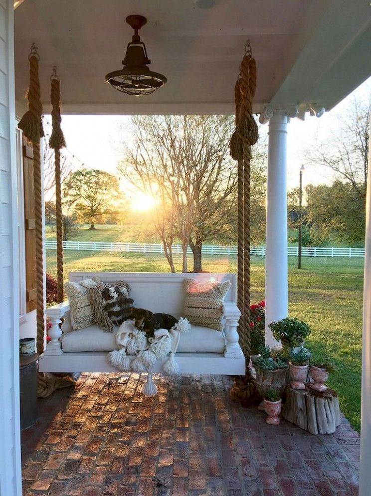 11+ Awesome Front Porch Ideas: A Place for Hanging Out in Your ..