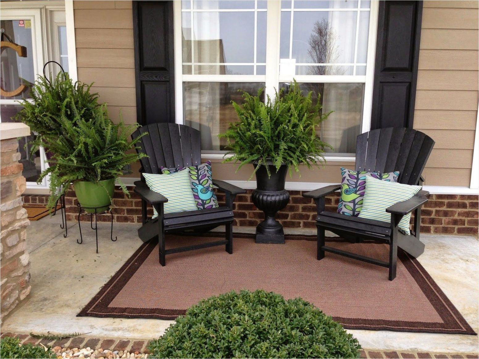 11 Beautiful Small Front Porch Decor Ideas For Summer | Front ..