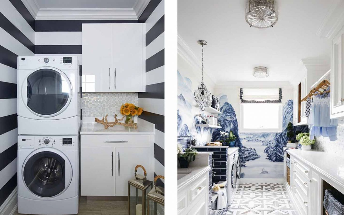 11 Beautiful Small Laundry Room Ideas - Best Laundry Room Designs ...