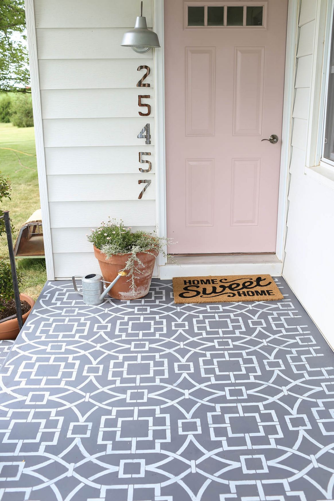 11 Best Beach Style Porch Decoration Ideas and Designs for 11 - front porch nautical decor