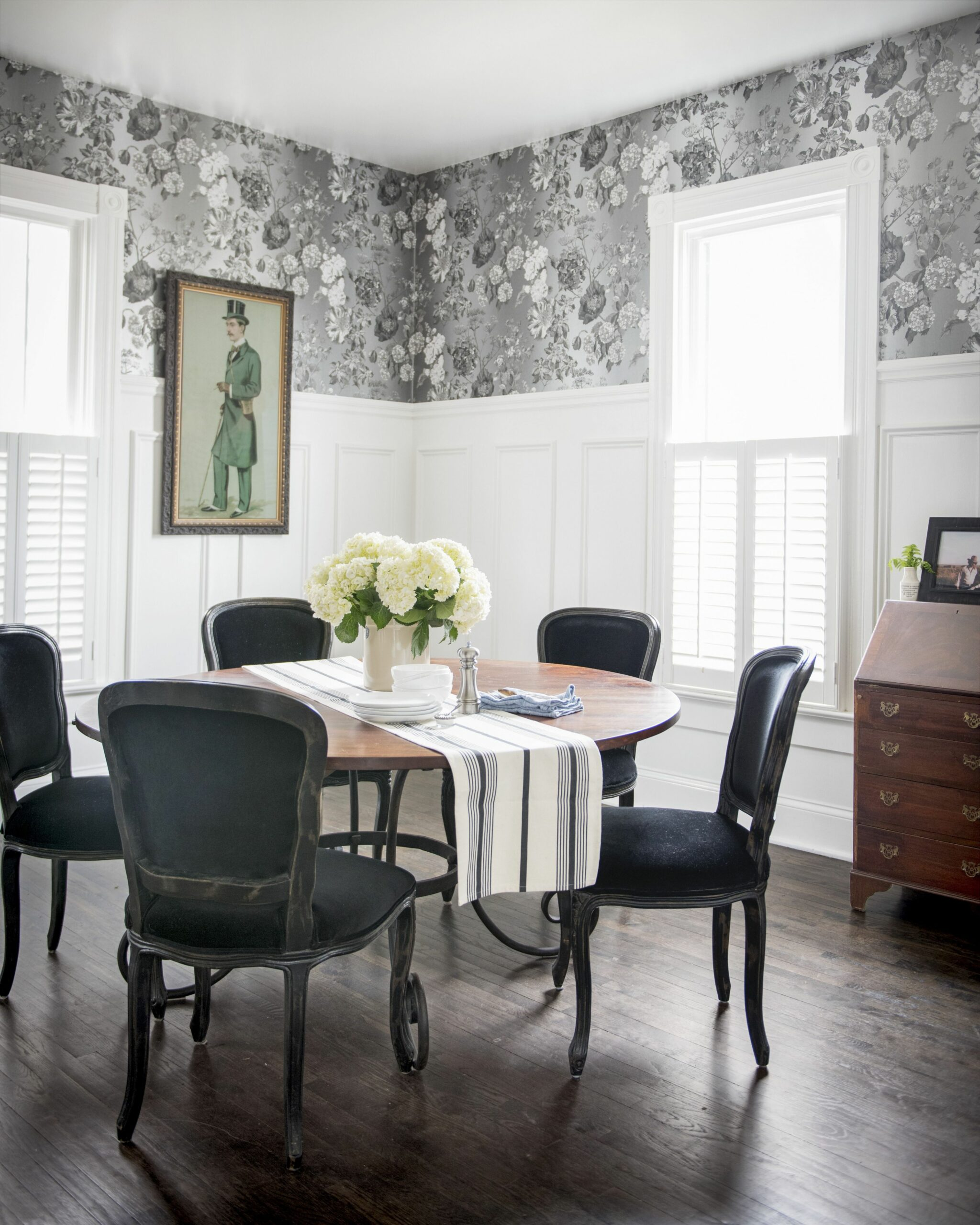 11 Best Dining Room Decorating Ideas - Pictures of Dining Room Decor - dining room wall ideas