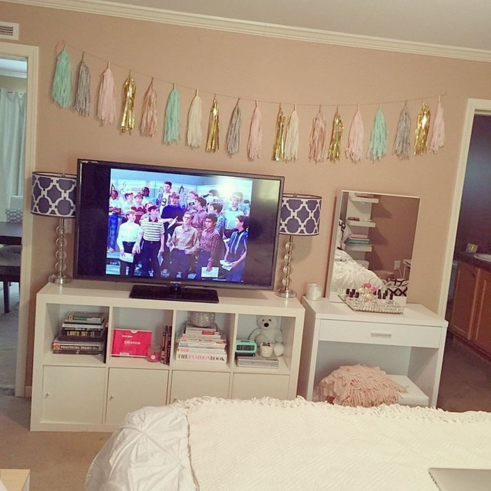 11 cool bedroom decor ideas for girls teenage (11 ...