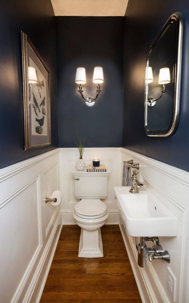 11 Cool Half Bathroom Ideas And Designs You Should See In 11 ..