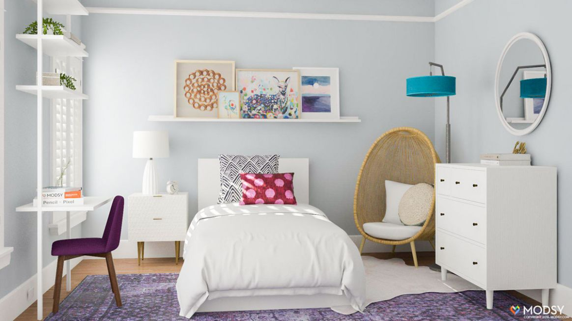 11 Cool Kids Bedroom Ideas From Modsy Customer Spaces