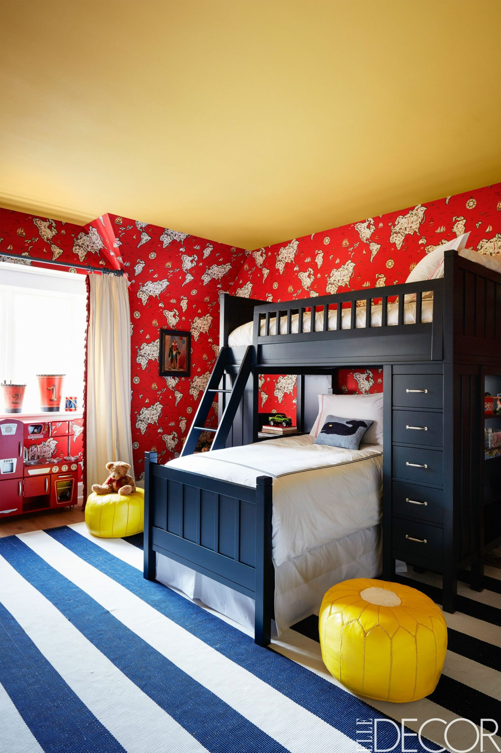 11 Cool Kids' Room Ideas - How to Decorate a Child's Bedroom