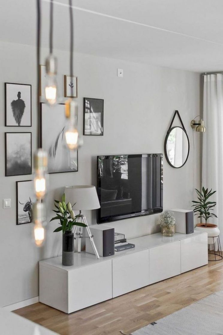 11 cozy apartment living room decor ideas (With images ...
